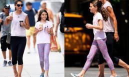 Công chúa Hollywood một thời Suri Cruise xinh đẹp, khoe chân thon dài như người mẫu nhí