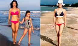 Diva Hồng Nhung khoe body nóng bỏng hậu ly hôn chồng Tây
