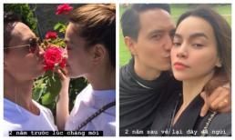 Lần đầu tiên chia sẻ nơi Kim Lý tỏ tình, Hà Hồ còn bật mí cả sự khác biệt sau hai năm yêu nhau quay về chốn cũ