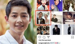 Song Joong Ki đáp lại hành động tuyệt tình của Song Hye Kyo bằng cách lạ lùng, chuyện gì đây?