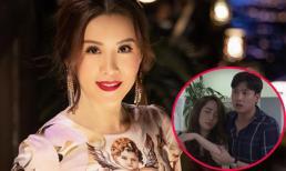 Hoa hậu Thu Hoài mượn tích cũ để răn những người 'chồng của bạn vẫn thản nhiên xáp lại'