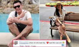 Sau khi ly hôn Hồng Đào, vẫn có fan vào chúc hạnh phúc và phản ứng bất ngờ của Quang Minh