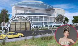 'Hoa hậu 5 con' Oanh Yến được chồng đại gia tặng biệt thự 100 tỷ đồng, rộng 3.200 m2