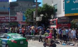 Quảng Ninh: Xe khách đâm hàng loạt ô tô, xe máy, 2 người thiệt mạng
