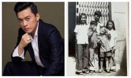 Lam Trường hiếm hoi khoe ảnh thuở ấu thơ cực đáng yêu