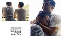 Vài giờ trước hôn lễ, Đàm Thu Trang và Cường Đô La gây sốt với bộ ảnh cưới cuối cùng đậm chất ngôn tình