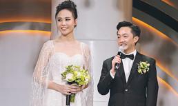 Lời nói xúc động nhất của Cường Đô La và Đàm Thu Trang trong hôn lễ thế kỉ
