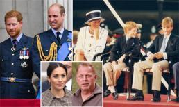 Hoàng tử Harry nảy sinh mâu thuẫn với William từ 27 năm trước, anh trai Công nương Meghan 'cầu cứu' Hoàng gia Anh