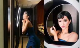 Rút kinh nghiệm từ Miss Universe 2018, H'Hen Niê tiết lộ vật dụng cần thiết để make up đẹp