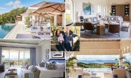 Bên trong căn villa tại đảo Mustique nơi gia đình Công nương Kate nghỉ dưỡng với chi phí hàng tỷ đồng