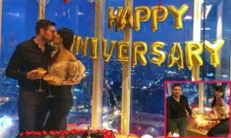 Ai bảo hôn nhân là nấm mồ chôn tình yêu, hãy xem ngay bữa tiệc kỷ niệm ngày cưới của Hà Anh mà 'tỉnh ngộ'