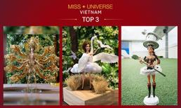 Công bố top 3 trang phục dân tộc cho Á hậu Hoàng Thuỳ tại Miss Universe 2019