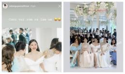 Bị ném đá dữ dội khi đăng ảnh 'dìm hàng' mỹ nhân 'Chiếc lá bay', Jolie Nguyễn phải xoa dịu bằng cách này