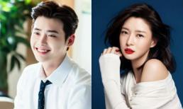 Rộ tin mỹ nam Lee Jong Suk hẹn hò nữ ca sĩ sở hữu đôi chân dài hơn 1m