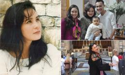 Sau 9 năm chống chọi với bệnh ung thư, cuộc sống của 'Mỹ nhân màn ảnh thập niên 80' Hoàng Cúc giờ ra sao?