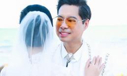 'Ông hoàng nhạc sến' Ngọc Sơn tung ảnh cưới, chính thức đòi quà mừng của 'đại gia đình'