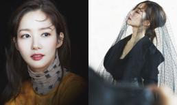 Park Min Young khác lạ với phong cách ma mị khi chụp ảnh tạp chí