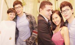 Nathan Lee đón sinh nhật ấm cúng bên em gái ruột và vợ chồng MC Phương Mai