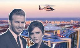 Vợ chồng David Beckham mua căn hộ giá hơn 1.000 tỷ đồng tại Miami