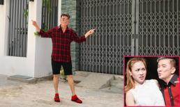 Đàm Vĩnh Hưng ghé thăm nhà Mỹ Tâm ở Đà Nẵng: Chỉ đứng trước cửa check-in chứ không vào?