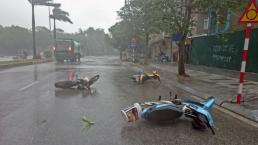 Bão số 3 suy yếu thành áp thấp nhiệt đới, Hà Nội nguy cơ ngập nhiều tuyến phố