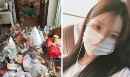 Tháng chỉ đánh răng 3 lần đã là gì, cô nàng này còn bị bạn trai tố ở bẩn hôi thối như bãi rác, đồ lót ngâm bốc mùi trong chậu không giặt...