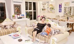 Diễn viên Phi Thanh Vân rao bán căn penhouse rộng 200m2
