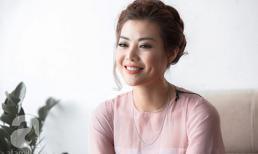 Thanh Hương nghẹn ngào chia sẻ câu nói của mẹ ruột khiến cô không thể nào quên