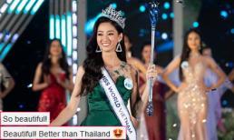 Người nước ngoài đánh giá thế nào về nhan sắc của Hoa hậu Thế giới Việt Nam 2019 - Thùy Linh?