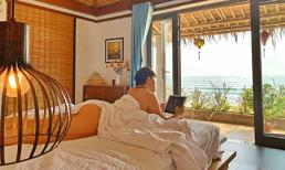 Nathan Lee đăng ảnh khoe thân trên giường, Lý Nhã Kỳ vội vào thắc mắc: 'Ai chụp cho ông?'