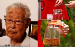 Tiết lộ bí quyết sống thọ của bác sĩ 103 tuổi chỉ nhờ uống 1 cốc nước này mỗi ngày
