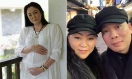 Mang thai đôi ở tuổi 47, mẹ chồng ca nương Kiều Anh tiết lộ phản ứng của ông xã