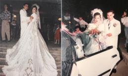 Đám cưới đúng chất của thiếu gia nhà giàu những năm 90 khiến dân mạng phải trầm trồ