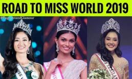 Báo chí nước ngoài hết lời khen nhan sắc tân Hoa hậu Thế giới Việt Nam, vượt trội hẳn so với đối thủ Thái Lan