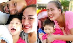 Diễn viên Minh Cúc 'Về nhà đi con' kể về hành động ấm áp của bạn trai với con gái riêng của mình khi đi du lịch