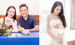 Vợ Tuấn Hưng sinh con lần ba, bé trai nặng hơn 3 kg