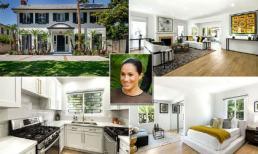 Ngôi nhà mà Công nương Meghan từng sống ở Los Angeles được rao bán với giá gần 42 tỷ đồng