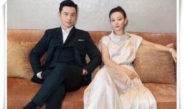 Bị vợ ngó lơ phim mới, Huỳnh Hiểu Minh thả phanh mặn nồng với Cao Quý phi của 'Diên Hi công lược'