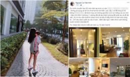 Lê Việt Anh rao bán nhà, vợ cũ Hương Trần và con trai chuyển sang chỗ ở mới