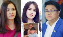 Sao Việt úp mở nói về chuyện con trai Thu Thủy nghi bị bố dượng cấu tay: Nửa đêm sôi máu, muốn khẩu nghiệp
