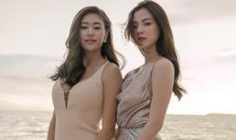 Baifern Pimchanok, mỹ nhân đẹp đến mức 'cân' được bất cứ ai nhưng lại không đọ được vòng một khủng của ác nữ 'Chiếc lá bay'