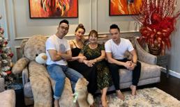 Cao Thái Sơn bất ngờ tiết lộ Hồ Ngọc Hà mới tậu biệt thự triệu đô liền kề nhà mình