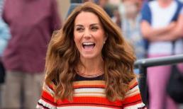 Công nương Kate Middleton bị chê bai vì kiểu cười thái quá làm lộ dấu vết tuổi tác