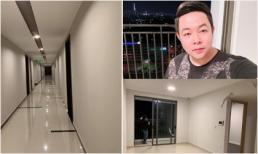 Ca sĩ Quang Lê khoe căn hộ chung cư cao cấp mới tậu