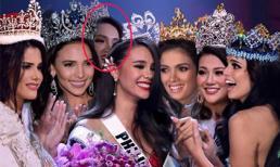 Chuyên trang sắc đẹp Missosology bị fan Việt la ó vì đăng ảnh Hương Giang che mất nửa mặt trong dàn Hoa hậu
