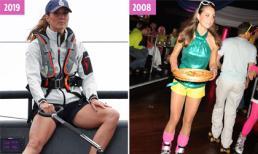 Công nương Kate gây choáng khi lộ đôi chân nuột nà trong chiếc quần short 11 năm mới dám mặc và đây là phản ứng của dân mạng