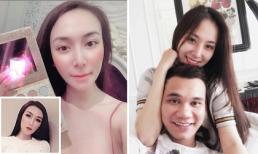 Nhan sắc ngày càng khác lạ của vợ ca sĩ Khắc Việt
