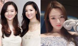 Con gái Hoa hậu Đền Hùng Giáng My được fan khen là 'bản sao hoàn hảo' của mẹ