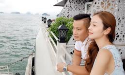 Đang thai nghén, hoa hậu Jennifer Phạm vẫn viết ngôn tình 'lụi tim' gửi ông xã đại gia
