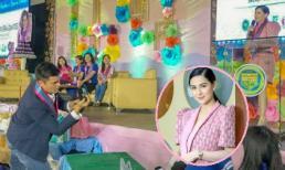 """Lấy được chồng có tâm như """"Mỹ nhân đẹp nhất Philippines"""": Lăn xả suốt sự kiện chỉ để chụp được hình đẹp cho vợ"""